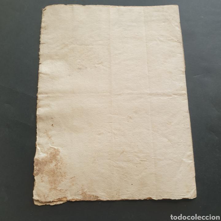 Manuscritos antiguos: Manuscrito latín y catalan 1642 Siglo XVII Bautizó Párroco Iglesia Villa Granyena Bisbat de Solsona - Foto 7 - 277597228