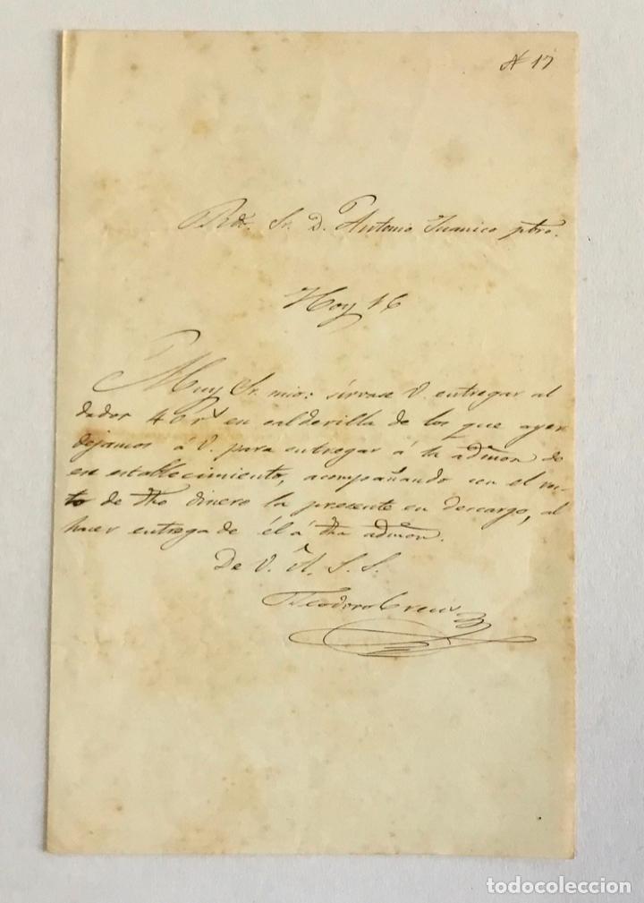 Manuscritos antiguos: [DOCUMENTACIÓN VARIA SOBRE VILANOVA I LA GELTRÚ]. - [MANUSCRITO.] 1866-1936 - Foto 2 - 286799168