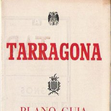 Mapas contemporáneos - Tarragona - Plano guía 1953 - 26915869