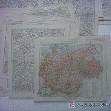 Mapas contemporáneos: 23 ATLAS (MAPAS)EPOCA PRIMERA MITAD SIGLO XX. Lote 36006178