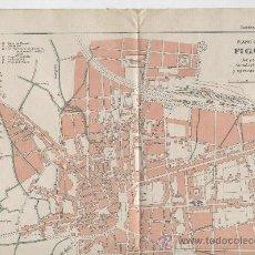 Mapas contemporáneos: MAPA. ANY 1913. FIGUERAS. FIGUERES. GEOGRAFIA GENERAL DE CATALUNYA.FRANCESC CARRERAS CANDI. . Lote 24104447