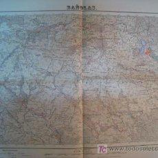 Mapas contemporáneos: MAPA BAÑOLAS (SERVICIO GEOGRAFICO EJERCITO) 1951. Lote 25038653