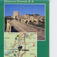 Mapas contemporáneos: GIRONA - EDITORIAL EVEREST . Lote 9862842