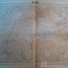 Mapas contemporáneos: MAPA SORT (SERVICIO GEOGRAFICO EJERCITO) 1951. Lote 11550582