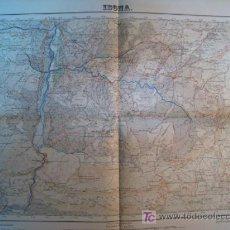 Mapas contemporáneos: MAPA ISONA (SERVICIO GEOGRAFICO EJERCITO) 1951. Lote 11550606