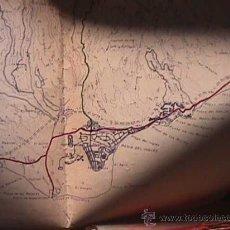 Mapas contemporáneos: MAPA DE LA ISLA DE GRAN CANARIA, ESCALA 1:50000, AÑOS 70. Lote 17968038