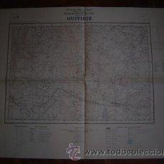 Mapas contemporáneos: GUITIRIZ PLANO DIRECTOR DE LA CARTOGRAFIA MILITAR DE ESPAÑA E 1:25000. Lote 27194037