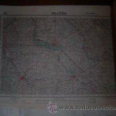 Mapas contemporáneos: MAPA MILITAR DE GRAÑEN E: 1/50000. Lote 27137385