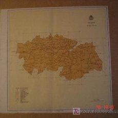 Mapas contemporáneos: PROVINCIA DE TOLEDO - INSTITUTO GEOGRAFICO Y CATASTRAL - PUBLICACIONES ESPAÑOLAS - AÑO 1964 -. Lote 26858155