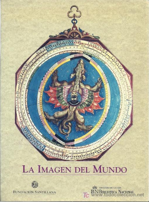 * MAPAS * CARTOGRAFÍA * PORTULANOS * LA IMAGEN DEL MUNDO - CARPETA DE LÁMINAS (Coleccionismo - Mapas - Mapas actuales (desde siglo XIX))