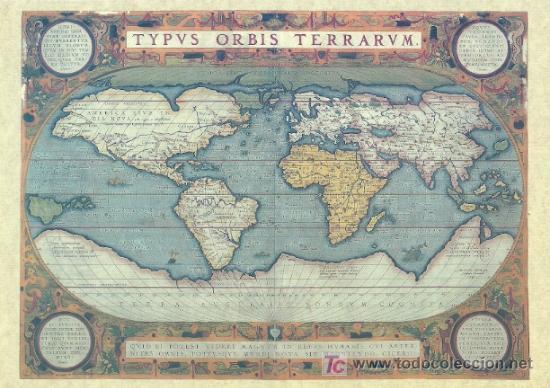 Mapas contemporáneos: * MAPAS * CARTOGRAFÍA * PORTULANOS * LA IMAGEN DEL MUNDO - Carpeta de láminas - Foto 3 - 18525798