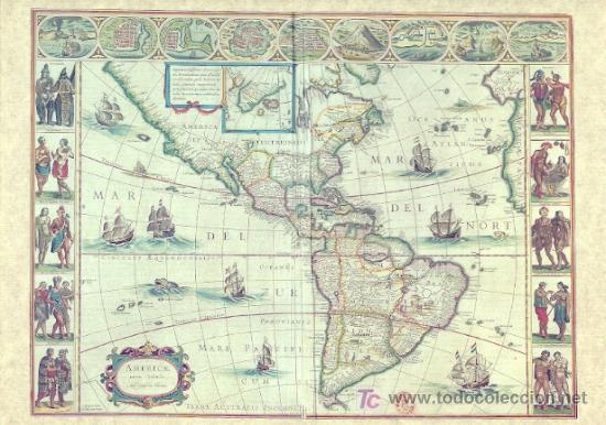 Mapas contemporáneos: * MAPAS * CARTOGRAFÍA * PORTULANOS * LA IMAGEN DEL MUNDO - Carpeta de láminas - Foto 2 - 18525798