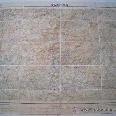 Mapas contemporâneos: OLIANA, CAMBRILS, ODEN, BASELLA, PUIG, GABARRA - MAPA TOPOGRAFICO DE LA REGION. Lote 42662517
