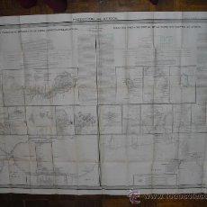 Mapas contemporáneos: 1850 ATLAS DE ESPAÑA Y DE SUS POSESIONES DE ULTRAMAR ( POSESIONES DE AFRICA) FRANCISCO COELLO. Lote 26336794