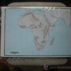 Zeitgenössische Karten - MAPA - AFRICA FISICO - 23277952