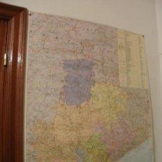 Mapas contemporáneos: MAPA BARCELONA Y PROVINCIAS. Lote 27846811