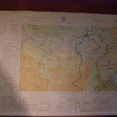 Mapas contemporáneos: MAPA MILITAR ESCALA 1:200000. ZONA DE TORTOSA. COORDENADAS SISTEMA UTM.. Lote 26407778