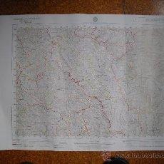 Mapas contemporáneos: MAPA DE LA CARTOGRAFIA MILITAR DE ESPAÑA 1:50000 SERIE L LOS NOGALES 9-8 (125). Lote 27801050