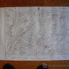 Mapas contemporáneos: MAPA MILITAR 1:50000 SERIE L TORQUEMADA LA GUARDIA SAN PEDRO DE LATARCE FUENTESAUCO S MARTIN DE OSCO. Lote 27855518