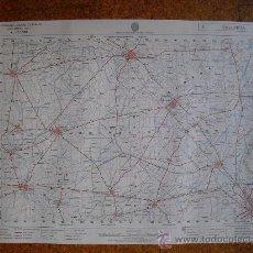 Mapas contemporáneos: MAPA MILITAR 1:50000 SERIE L PALENCIA PUENTECALDELAS CASTRONUÑO DUEÑAS CERDEDO VEGADEO. Lote 27856766