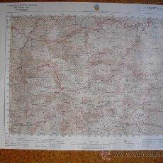 Mapas contemporáneos: MAPA DE LA CARTOGRAFIA MILITAR DE ESPAÑA 1:50000 SERIE L CARREÑA-CABRALES 16-5 (56). Lote 27856895
