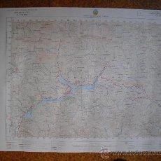 Mapas contemporáneos: MAPA DE LA CARTOGRAFIA MILITAR DE ESPAÑA 1:50000 SERIE L CAMPORREDONDO DE ALBA 16-7 (106). Lote 27856944