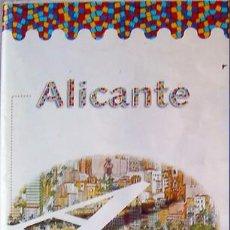 Mapas contemporáneos: ALICANTE-MAPA PLANO CALLEJERO AÑO 2001 VER FOTO ADICIONAL. Lote 28528590