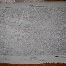 Mapas contemporáneos - 1949 MAPA DE BELLVIS 1:50000 EN VARIAS TINTAS 2ª EDICION INSTITUTO GEOGRÁFICO Y CATASTRAL - 31170264