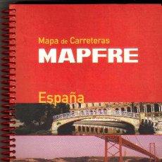 Mapas contemporáneos: MAPA DE CARRETERAS MAPFRE *** ESPAÑA Y PORTUGAL *** EDICIÓN 2.005. Lote 32679871