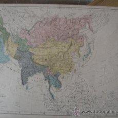 Mapas contemporáneos: ASIA ( MORALES ). Lote 36737453