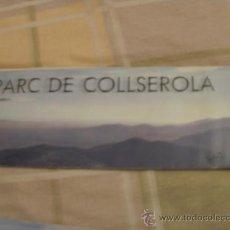 Mapas contemporáneos: MAPA PARC DE COLLSEROLA. Lote 34688456