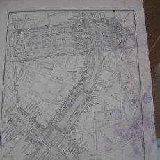 Mapas contemporáneos - PLANO DE PARIS - 35238397