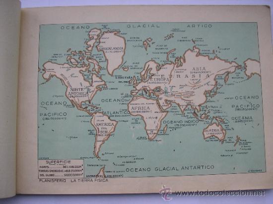 Mapas contemporáneos: ATLAS UNIVERSAL DE LOS AÑOS 50,CONTIENE 78 MAPAS INDIVIDUALES, DE J.VÁZQUEZ-DIBUJO JUAN D.HOYOS. - Foto 12 - 34975090