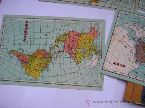 Mapas contemporáneos: ATLAS UNIVERSAL DE LOS AÑOS 50,CONTIENE 78 MAPAS INDIVIDUALES, DE J.VÁZQUEZ-DIBUJO JUAN D.HOYOS. - Foto 2 - 34975090