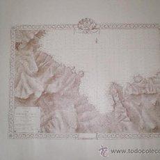 Mapas contemporáneos: LAMINA DEL PLANO DE 1889 DEL PUERTO DE LA SELVA (GIRONA). INST. HIDROGRÁFICO DE MARINA.. Lote 36294836
