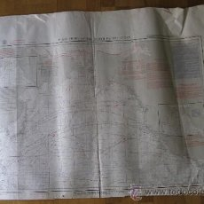Mapas contemporáneos: MAPA DE NAVEGACION DEL OCEANO PACIFICO (NORTE), Nº1401, MARINA AMERICANA, SEPT 1961 (77X114CM APROX). Lote 36713058