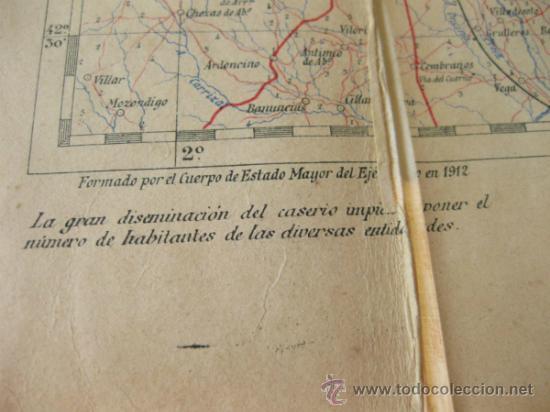 Mapas contemporáneos: MAPA MILITAR ITINERARIO DE ESPAÑA - HOJA 14 - DESPLEGABLE - Foto 4 - 37499725