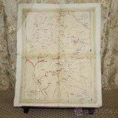 Mapas contemporáneos: 3395- MAPA DE SAN LLORENÇ DE MUNT. SOCIETAT TEC I AVANT. ESCALA 1: 15000. . Lote 37666437