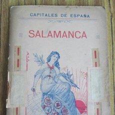 Mapas contemporáneos: MAPA ENTELADO SALAMANCA .. EDT MARTÍN. Lote 38944950