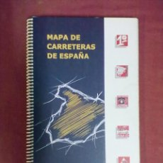Mapas contemporáneos: MAPA DE CARRETERAS DE ESPAÑA MAPFRE EDICION DICIEMBRE 1999. Lote 39392821