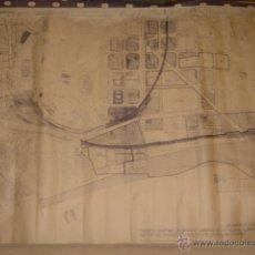 Mapas contemporáneos: DELIMITACIÓ D´UNITATS D´ACTUACIÓ. BOHIGAS/MARTORELL/MACKAY/PUIGDOMENECH. P-4-A. 1985. Lote 39741809