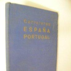 Mapas contemporáneos: MAPA CARRETERAS ESPAÑA PORTUGAL,1959,FIRESTONE,BANCO BILBAO VIZCAYA ED,. Lote 40216819