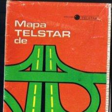 Mapas contemporáneos - MAPA TELSTAR - PIRINEOS - 1976 - 40658064