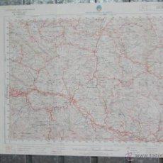 Mapas contemporáneos: DURANGO- 1988 - MAPA DE LA CARTOGRAFIA MILITAR DE ESPAÑA 1:50000 SERIE L -. Lote 40757215