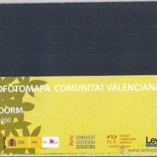 Mapas contemporáneos: +-+ O23 - ORTOFOTOMAPA COMUNITAT VALENCIANA - E: 1 / 50.000 - BENIDORM. Lote 44666170