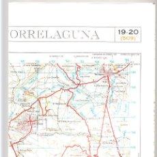 Mapas contemporáneos: TORRELAGUNA SERVICIO GEOGRÁFICO DEL EJÉRCITO E.1: 50.000 3ª EDICIÓN 1982. Lote 42133415