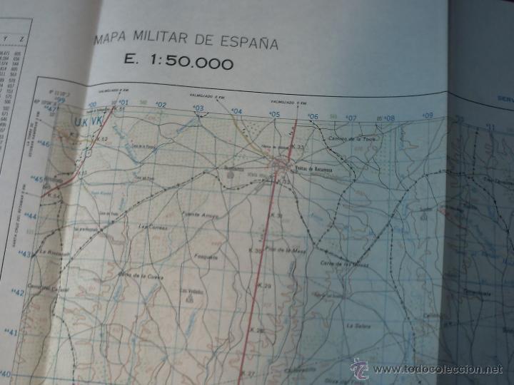 Mapas contemporáneos: VILLALUENGA SERVICIO GEOGRÁFICO DEL EJÉRCITO 1ª EDICIÓN AÑO 1979 - Foto 3 - 42134166