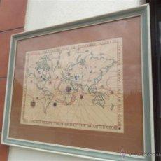 Mapas contemporáneos: CAROGRAFIA O MAPA. Lote 43624365