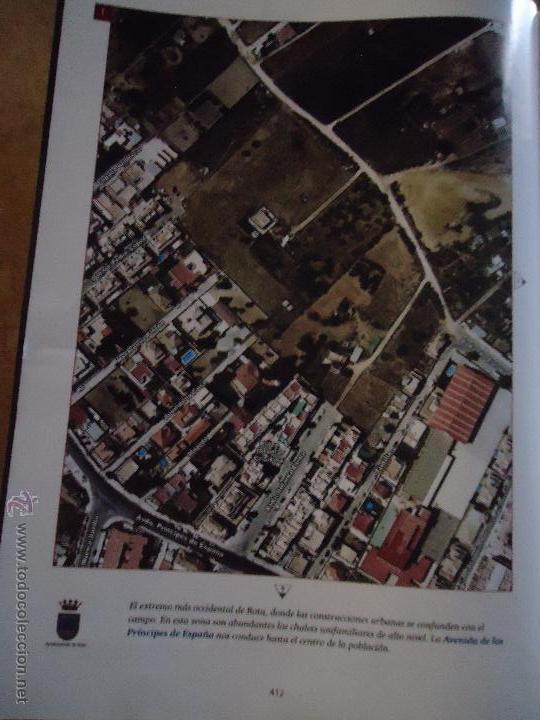 mapa plano guia callejero aereo villa de rota  Comprar Mapas