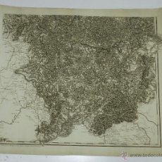 Mapas contemporáneos: MAPA GRABADO POR HAYE AUX DEPENS DE PIERRE GOSSE JUNIOR & DANIEL PINET, MDCCLXIX, 1769, OFFENBACH, A. Lote 45845312